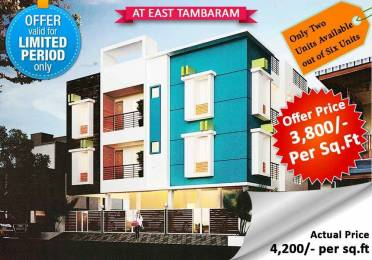 927 sqft, 2 bhk Apartment in Builder Project East Tambaram, Chennai at Rs. 35.2260 Lacs