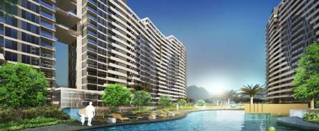 1820 sqft, 3 bhk Apartment in Omaxe The Lake Mullanpur, Mohali at Rs. 73.9703 Lacs