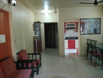 1136 sqft, 2 bhk Apartment in Adhiraj Magnolia Kharghar, Mumbai at Rs. 25000