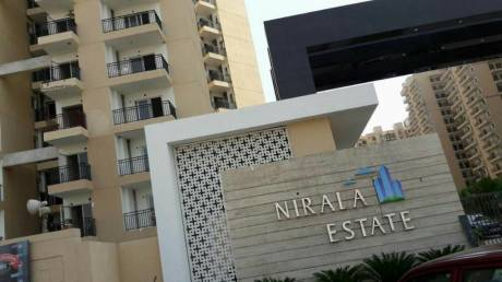 1080 sqft, 2 bhk Apartment in Nirala Estate Techzone 4, Greater Noida at Rs. 43.2000 Lacs