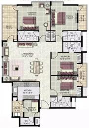 2465 sqft, 4 bhk Apartment in Jaypee Klassic Sector 129, Noida at Rs. 87.0000 Lacs