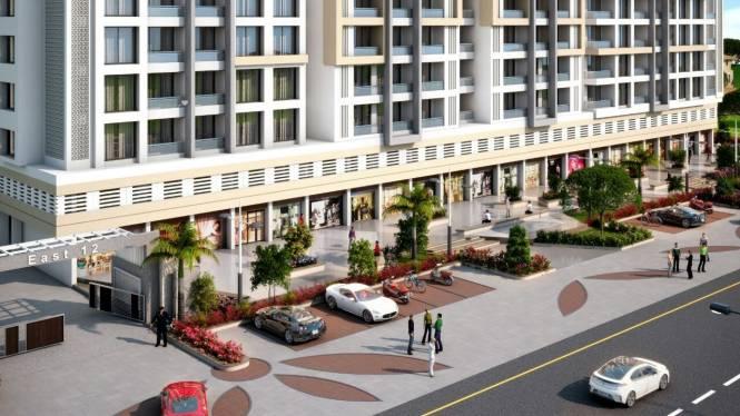 710 sqft, 2 bhk Apartment in Builder east 12 Shankar Nagar, Raipur at Rs. 20.2350 Lacs