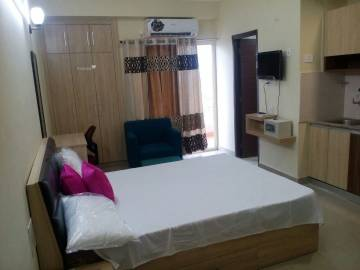 Fully Furnished Studio Apartments For Rent In Noida