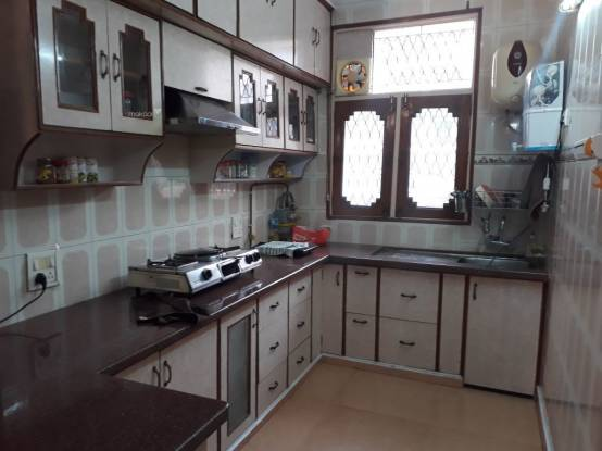 1685 sqft, 3 bhk Apartment in Builder Project Sector 18A Dwarka, Delhi at Rs. 35000