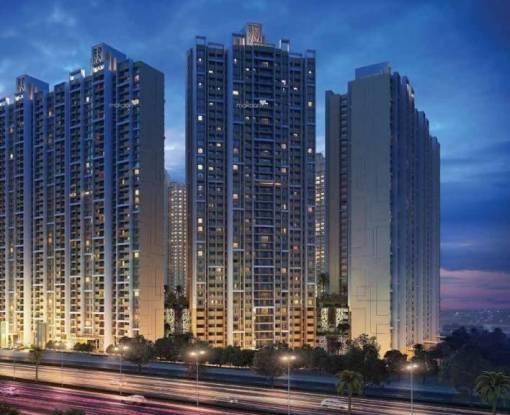 1250 sqft, 3 bhk Apartment in Indiabulls Park Panvel, Mumbai at Rs. 1.0410 Cr