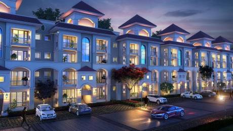 850 sqft, 2 bhk Apartment in SBP City Of Dreams Sector 116 Mohali, Mohali at Rs. 25.9000 Lacs