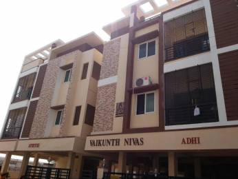 1080 sqft, 2 bhk Apartment in Adhi Shankara Promoters Vaikunth Nivas Chitlapakkam, Chennai at Rs. 51.8400 Lacs