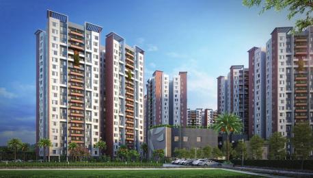 975 sqft, 2 bhk Apartment in Builder Project Rajarhat Chowmatha, Kolkata at Rs. 34.1250 Lacs