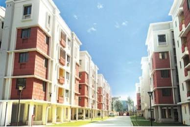 860 sqft, 2 bhk Apartment in Siddha Town Rajarhat, Kolkata at Rs. 30.1000 Lacs