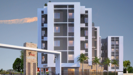 828 sqft, 2 bhk Apartment in Riya Oxford Square Barasat, Kolkata at Rs. 16.9740 Lacs