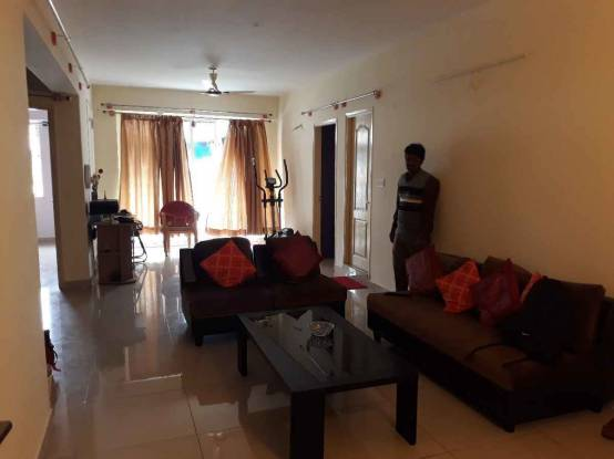 1200 sqft, 2 bhk Apartment in SLS Square Brookefield, Bangalore at Rs. 25000