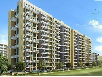 1004 sqft, 2 bhk Apartment in Kamdhenu 7th Heaven Dhanori, Pune at Rs. 53.0000 Lacs