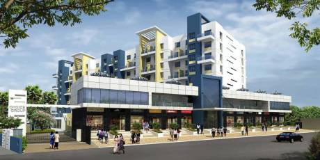 915 sqft, 2 bhk Apartment in Choice Goodwill 24 Lohegaon, Pune at Rs. 50.0000 Lacs