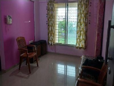580 sqft, 1 bhk Apartment in Anshul Shree Hans Garden Dhanori, Pune at Rs. 11500