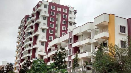 934 sqft, 2 bhk Apartment in Polite Paradise Dhanori, Pune at Rs. 52.0000 Lacs