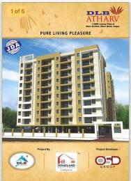 925 sqft, 2 bhk Apartment in Sokhal Atharv Apartment Sikar Road, Jaipur at Rs. 24.0000 Lacs