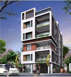 1006 sqft, 2 bhk Apartment in Builder Gitanjali tata consultancy ACTION AREA 2C, Kolkata at Rs. 50.3000 Lacs