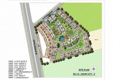 450 sqft, 1 bhk Apartment in Builder gaur city 14th avenue Noida Extn, Noida at Rs. 15.1700 Lacs