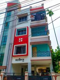 1070 sqft, 3 bhk Apartment in Builder Aratilata Apartment Netaji Nagar, Kolkata at Rs. 38.0000 Lacs