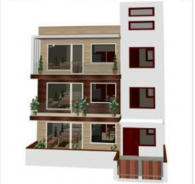 1600 sqft, 3 bhk Apartment in Builder Arzoo Home GREENFIELD COLONY, Faridabad at Rs. 38.0000 Lacs