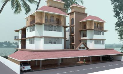 1173 sqft, 2 bhk Apartment in Goan Sarovar Panjim, Goa at Rs. 70.0000 Lacs