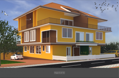 1831 sqft, 4 bhk Villa in Builder Lilium Marcel, Goa at Rs. 85.0000 Lacs