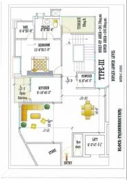 2223 sqft, 3 bhk Apartment in Eldeco Saubhagyam Vrindavan Yojna, Lucknow at Rs. 15000