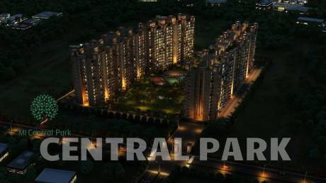 1350 sqft, 2 bhk Apartment in MI Central Park Butler Colony, Lucknow at Rs. 47.2500 Lacs