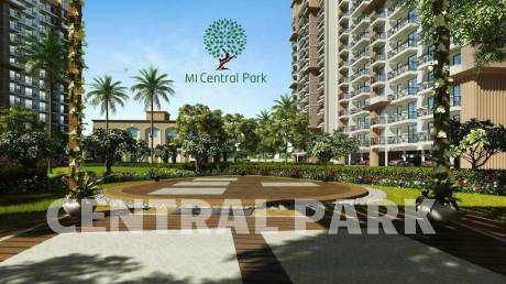 1950 sqft, 3 bhk Apartment in MI Central Park Butler Colony, Lucknow at Rs. 68.2500 Lacs