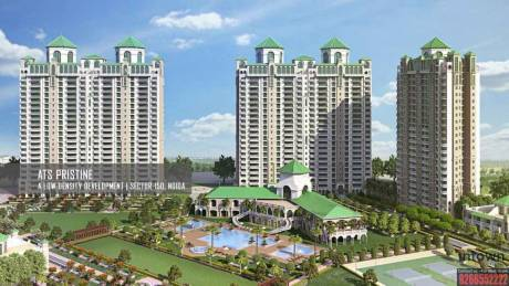 1190 sqft, 2 bhk Apartment in The Antriksh Golf View II Phase I Sector 78, Noida at Rs. 57.1200 Lacs
