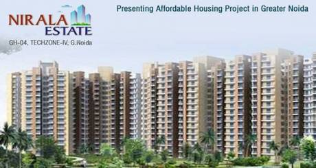 1440 sqft, 3 bhk Apartment in Nirala Estate Techzone 4, Greater Noida at Rs. 53.2800 Lacs