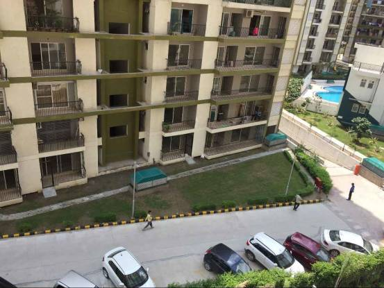 1310 sqft, 2 bhk Apartment in Express Zenith Sector 77, Noida at Rs. 66.1550 Lacs