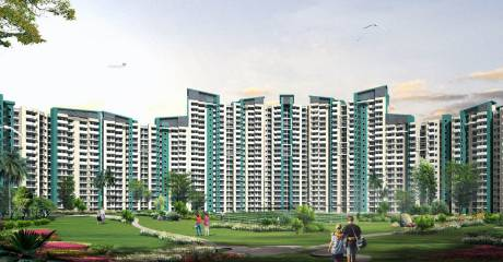 1170 sqft, 3 bhk Apartment in Ajnara Homes Sector 16B Noida Extension, Greater Noida at Rs. 42.1200 Lacs