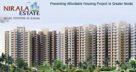 1440 sqft, 3 bhk Apartment in Nirala Estate Techzone 4, Greater Noida at Rs. 56.1600 Lacs