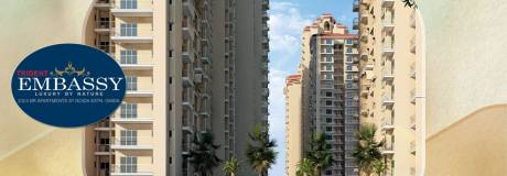 955 sqft, 2 bhk Apartment in Trident Embassy Sector 1 Noida Extension, Greater Noida at Rs. 37.0000 Lacs