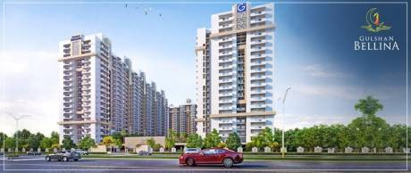 1020 sqft, 2 bhk Apartment in Gulshan Bellina Sector 16 Noida Extension, Greater Noida at Rs. 38.9448 Lacs