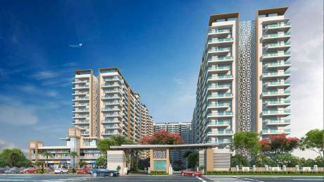 1245 sqft, 2 bhk Apartment in HR Buildcon Elite Golf Green Sector 79, Noida at Rs. 58.0000 Lacs