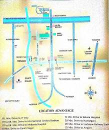 900 sqft, 2 bhk Apartment in Builder LDA Excella kutumb Apartment Sultanpur Road, Lucknow at Rs. 28.0000 Lacs