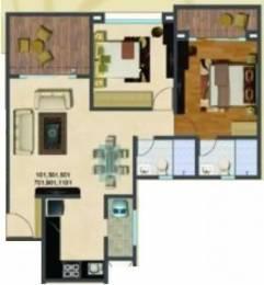 1168 sqft, 2 bhk Apartment in Kolte Patil Downtown Kharadi, Pune at Rs. 79.0000 Lacs