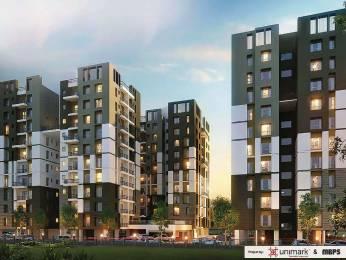 1008 sqft, 2 bhk Apartment in Unimark Unimark Springfield Rajarhat, Kolkata at Rs. 50.0000 Lacs