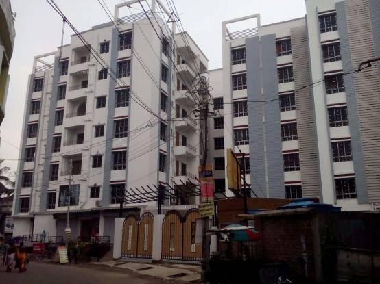 1320 sqft, 3 bhk Apartment in Builder Utkarshinee Baguiati, Kolkata at Rs. 47.5200 Lacs