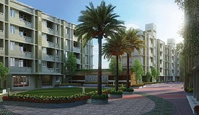 1051 sqft, 2 bhk Apartment in Merlin Uttara Konnagar, Kolkata at Rs. 31.5300 Lacs