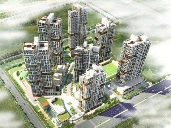 1500 sqft, 3 bhk Apartment in TATA Avenida New Town, Kolkata at Rs. 98.0000 Lacs