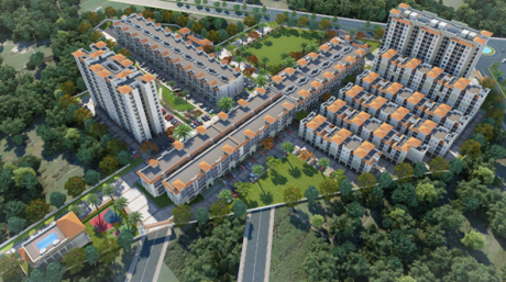 700 sqft, 1 bhk Apartment in Builder city of dreams 116 Sector mohali, Chandigarh at Rs. 14.8000 Lacs
