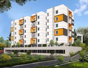1020 sqft, 2 bhk Apartment in Lahari Estates Pragathi Nagar Kukatpally, Hyderabad at Rs. 37.6800 Lacs