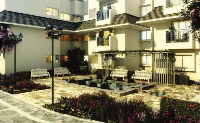 990 sqft, 2 bhk Apartment in Mantri WebCity Kuvempu Layout on Hennur Main Road, Bangalore at Rs. 65.0000 Lacs