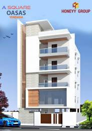 1875 sqft, 3 bhk Apartment in Builder A square Yendada, Visakhapatnam at Rs. 69.5000 Lacs