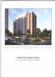 1296 sqft, 2 bhk Apartment in Sobha Arena Kanakapura, Bangalore at Rs. 1.1031 Cr