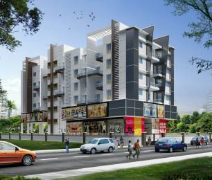 915 sqft, 2 bhk Apartment in Sparklink Lamour Wakad, Pune at Rs. 58.6000 Lacs
