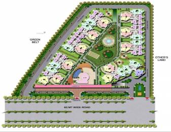 1060 sqft, 2 bhk Apartment in Migsun Wynn ETA 2, Greater Noida at Rs. 25.8600 Lacs